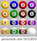 billiard, ball, balls 5931856