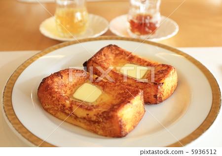 맛있는 프렌치 토스트 5936512