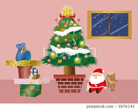 圣诞老人 圣诞老公公 圣诞节 5976142