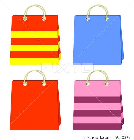 컬러 가방. 5990327