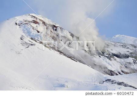 Tokachidake summit 6010472