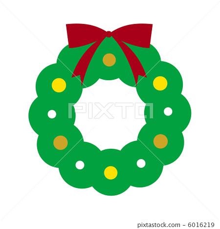 크리스마스리스 6016219