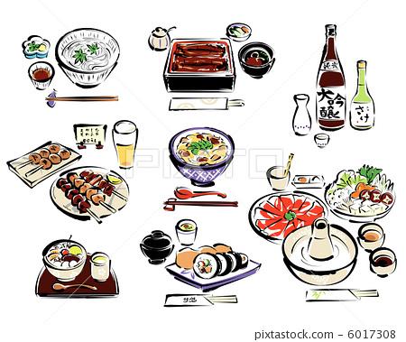 日本料理02 6017308