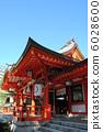 生田神社 主殿区 式内社 6028600