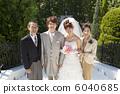 新娘 紀念照片 家庭 6040685