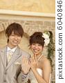 結婚宴會形象 6040846