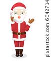 santa, claus, christmas 6042714