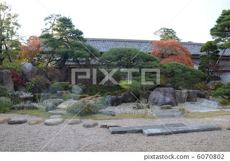 일본 정원 6070802