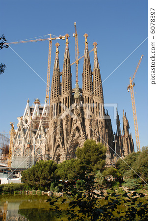 World Heritage Sites in Spain, Sakurada Familia 6078397
