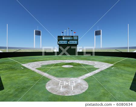 Baseball Park ☆ Ballpark 6080634