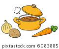 咖哩火鍋蓋包括在內 6083885