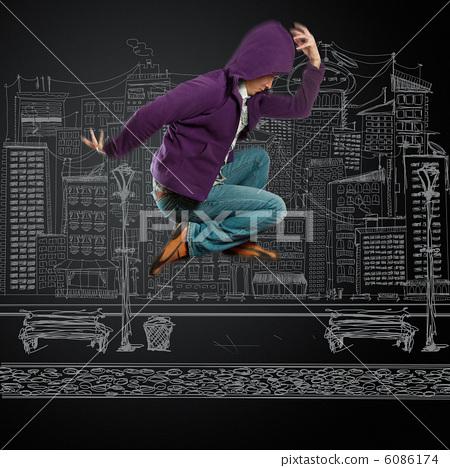 dance like michael 6086174