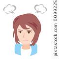 女人(面子)憤怒 6099225