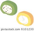卷蛋糕 6101230