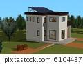 生态住宅 6104437