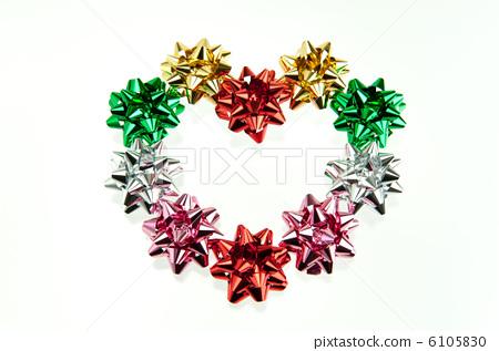 Heart ribbon 6105830