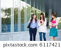 女子大生キャンパスイメージ 6117421