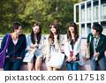 大学生キャンパスイメージ 6117518