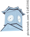삿포로시 시계탑 6145096