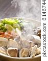 Seafood pot 6146744
