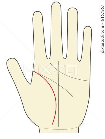 左手的生命線 6157957