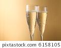 sparkling, wine, alchohol 6158105