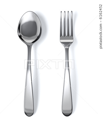 Spoon and fork 6162452