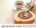 瑞士卷 夾心蛋糕 果凍卷 6172279