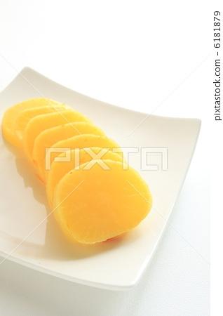 Japanese style of sweet potatoes 6181879