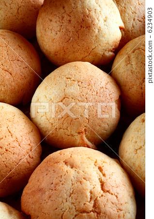 Handmade melon bread 6234903