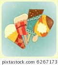 冰淇淋 甜點 甜品 6267173