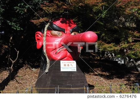 Kyoto (Rokkoku) object of Tengu of Kurama horse 6276476