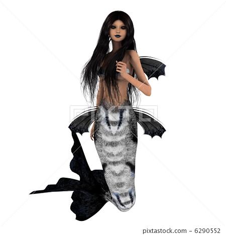 mermaid 6290552