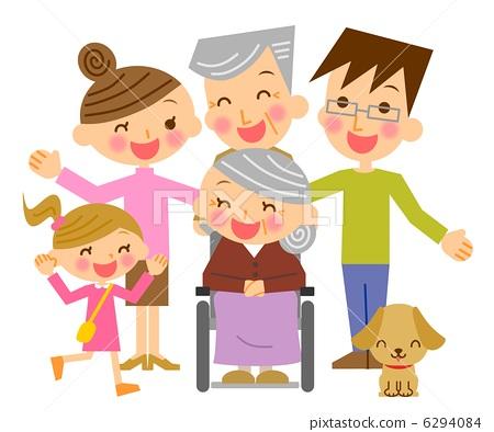 Carer family 6294084