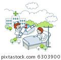 簡單的例證1醫療 6303900