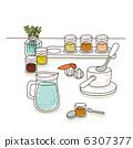 Line icon 1 - Food 6307377
