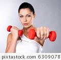 ผู้หญิง,สุภาพสตรี,การออกกำลังกาย 6309078