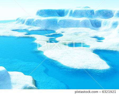 Ice Island 6321921