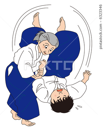 Aikido (elderly) 6323346