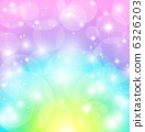 Rainbow-colored background 6326203