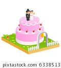 新娘 婚礼 新郎 6338513