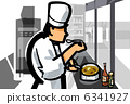 cook, sample, taste 6341927