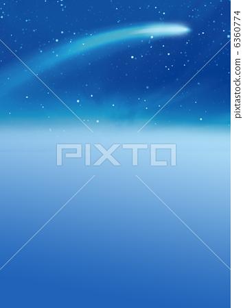 Image of shooting star 6360774