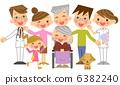 家庭醫生護士 6382240
