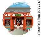 Kaminarimon Asakusa 6389217
