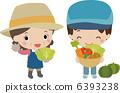 vegetables, vegetable, farmer 6393238