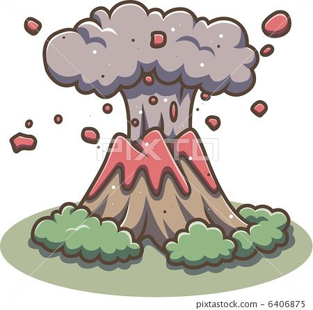 eruption 6406875