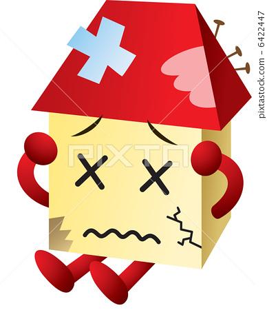 House Character Boroboro 6422447