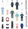 Various uniforms / occupations 6439445