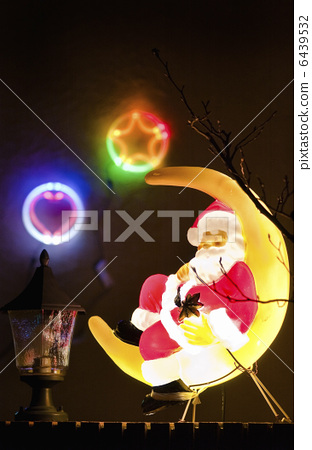 크리스마스 라이트 장식 6439532